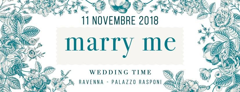 Wedding Day Ravenna – Marry Me